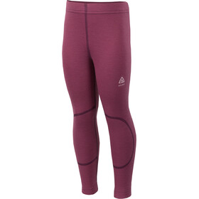 Aclima WarmWool Longs Barn damson